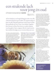 Artikel in tijdschrift Eigen